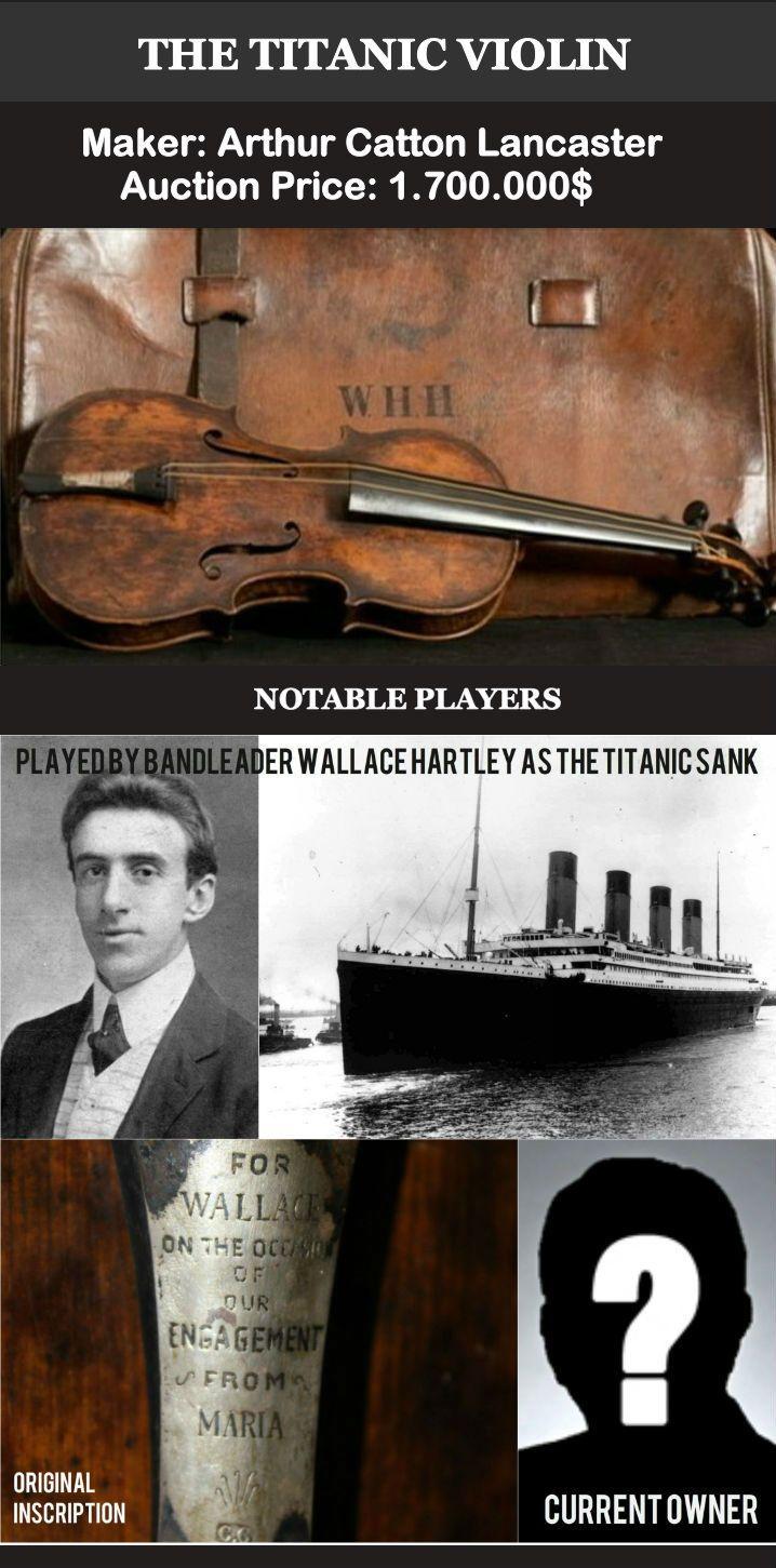 Titanic Violin FInal