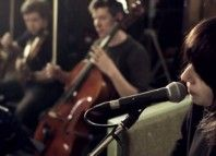 daughter with classical band air studios live