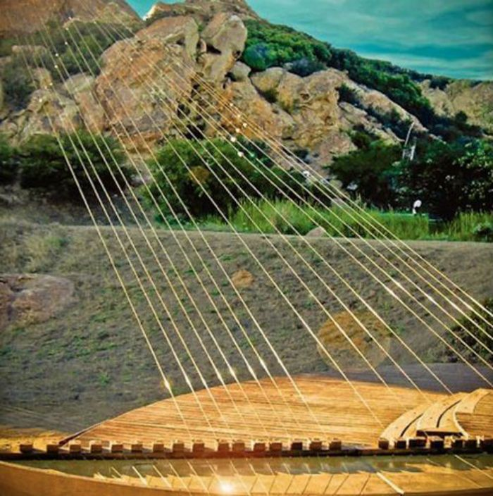 earthharp unusual music instrument