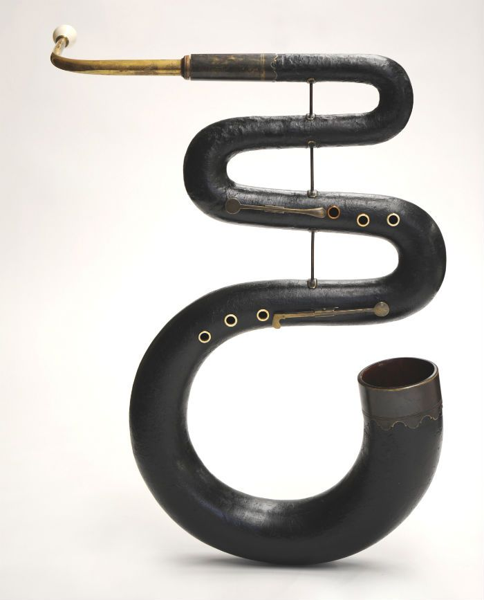 the serpent instrument
