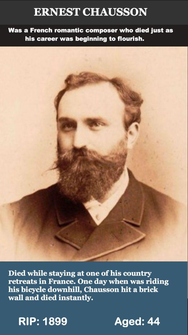 Ernest Chausson