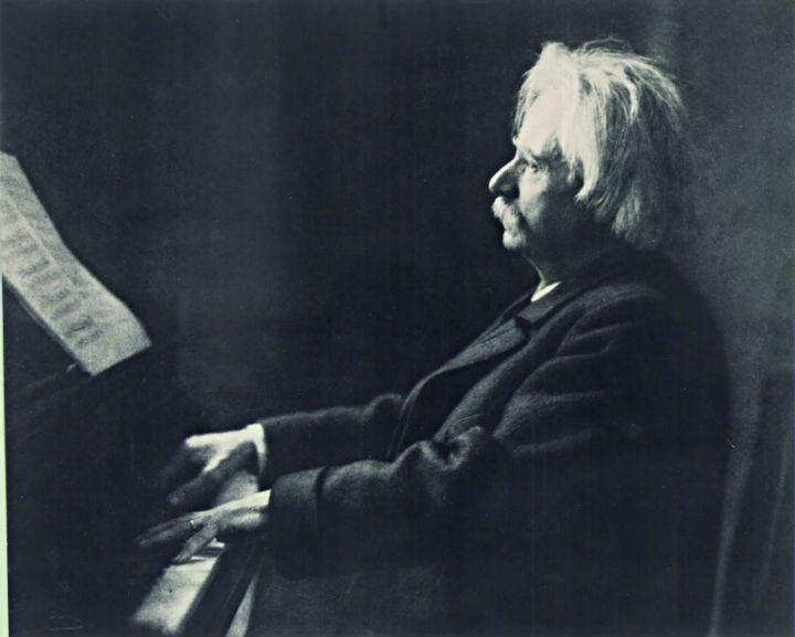 Grieg own music