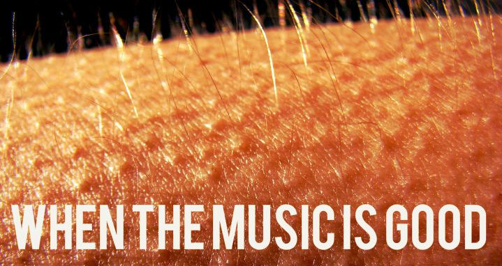 WHY DO WE GET GOOSE BUMPS WHEN LISTENING TO MUSIC? - CMUSE