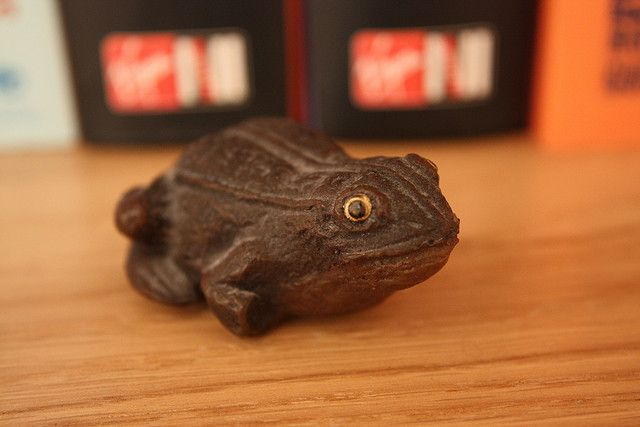 griegs frog