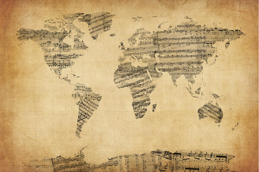 world music map