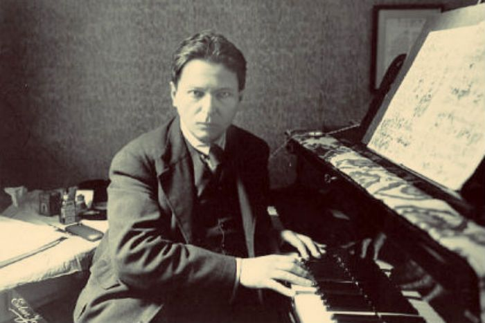 George Enescu in 1930