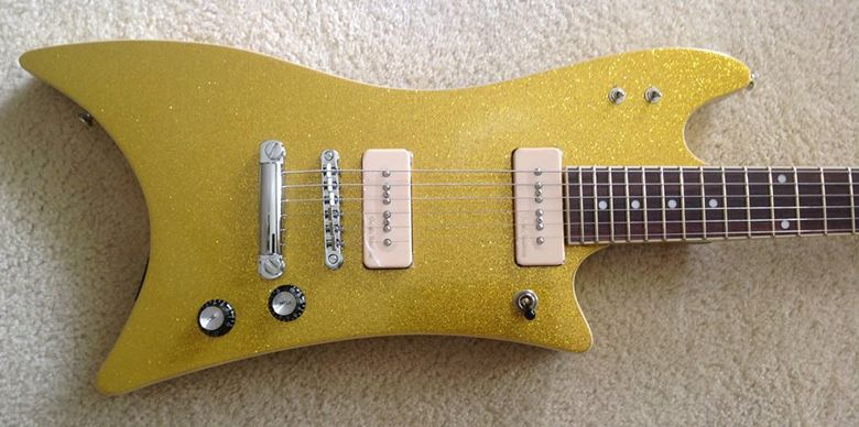 PureSalem Valiente Guitar Model