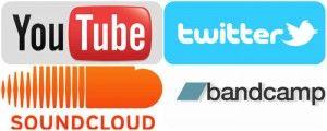 youtube soundcloud