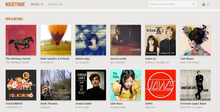 noisetrade free music download sites