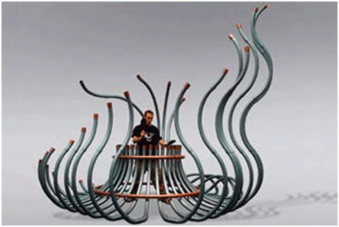 nellophone unusual music instrument