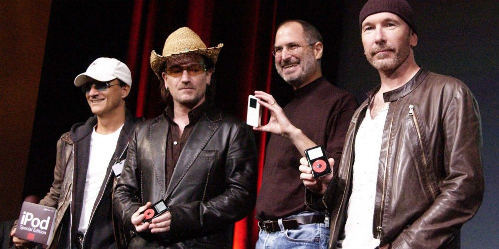 u2 and apple join forces free album itunes