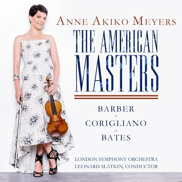 Anne Akiko Meyers New Album Violin