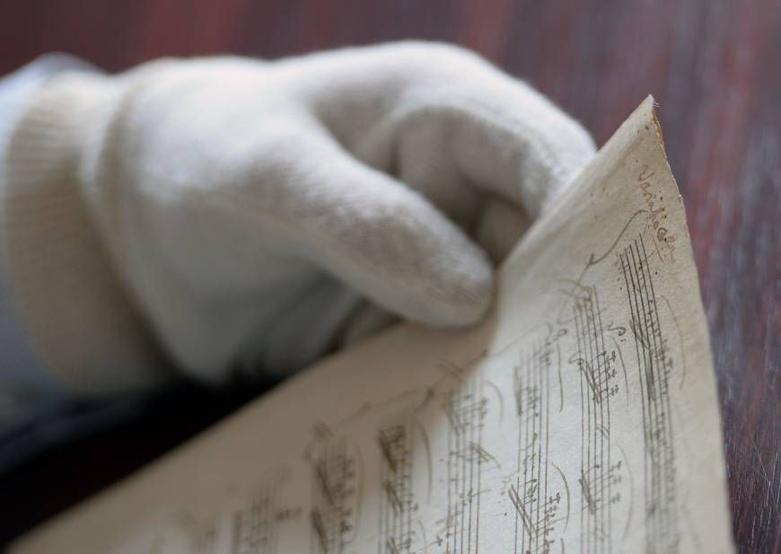 famous mozart sonata discovered in budapest by librarian