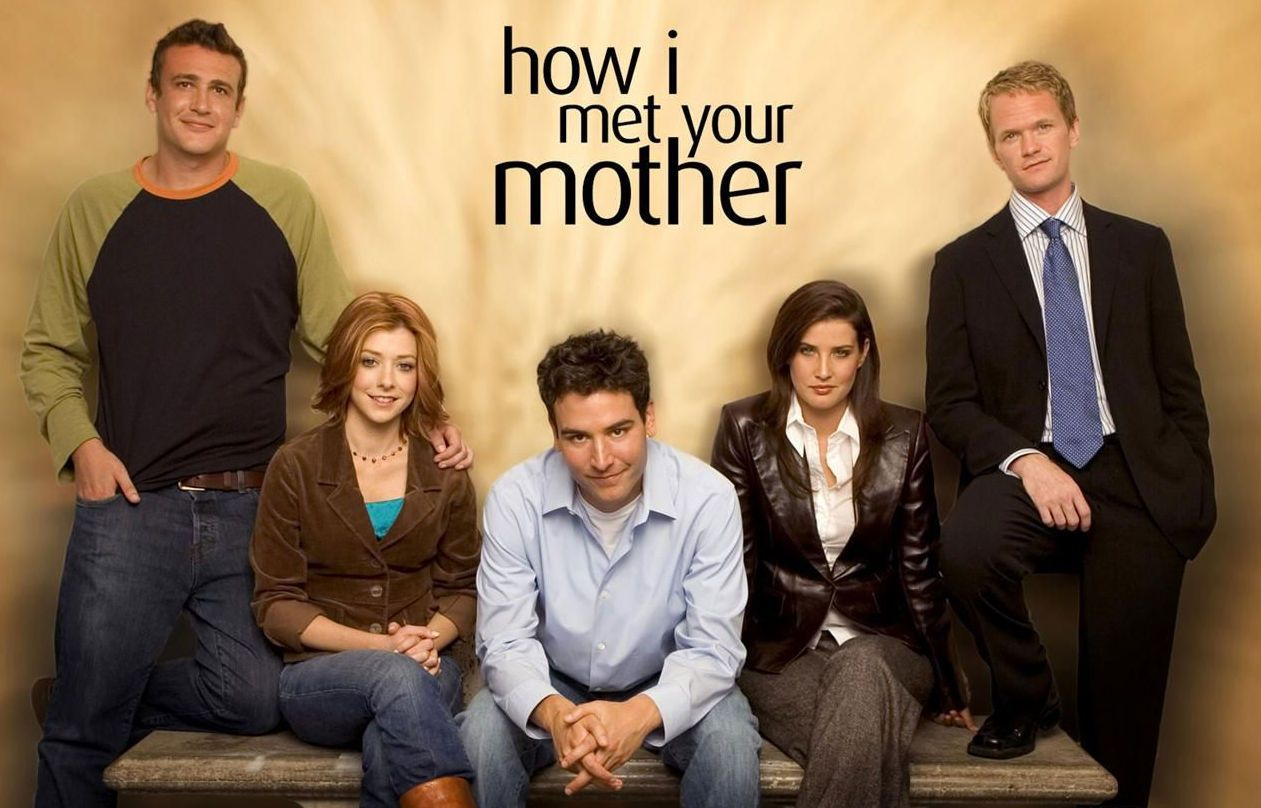 josh radnor how i met your mother