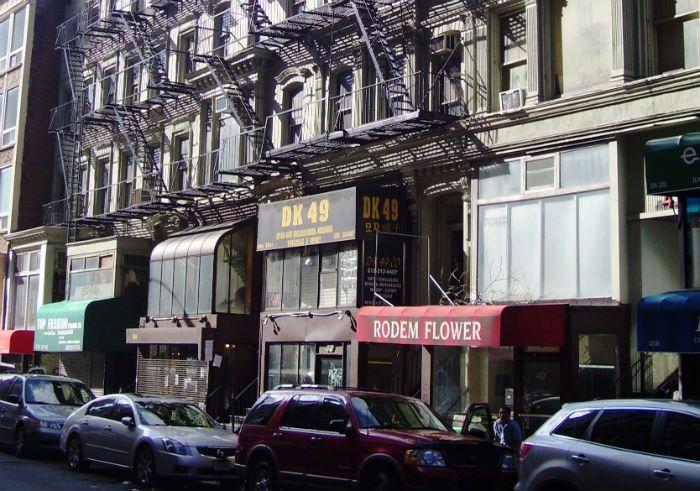tin pan alley new york