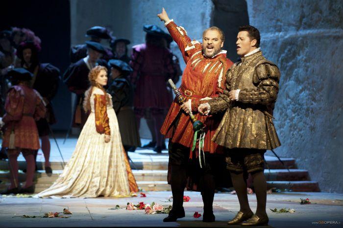 """Paris Opéra Bastille-""""Rigoletto"""""""