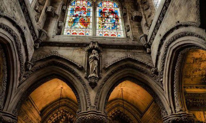 rosslyn chappel scotland Edinburgh